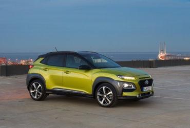 Noul Hyundai Kona – O avalanşă de premiere