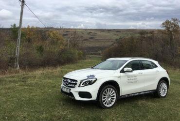 Mercedes-Benz GLA facelift – Încântător