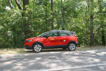 Noul Opel Crossland X – Progres evident