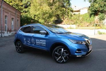 Nissan Qashqai facelift – Predare perfectă de ştafetă