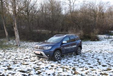 Noua Dacia Duster – Crăciun ca-n poveşti!