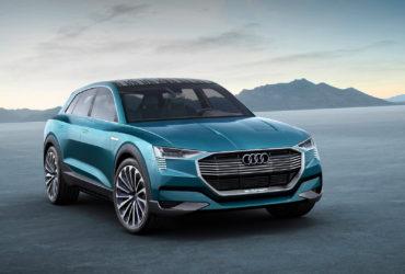 Audi începe să primească rezervări pentru noul SUV electric e-tron