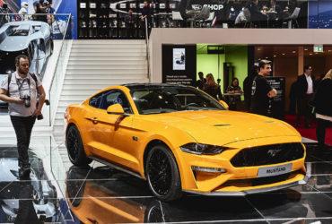 Ford prezintă cinci noi modele în premieră în România, la SIAB 2018
