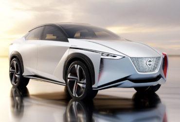 Viitorul SUV electric al mărcii Nissan va fi inspirat de conceptul IMx