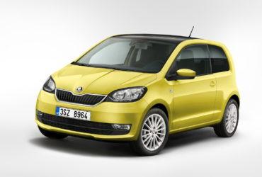 Škoda confirmă că va lansa cinci maşini electrificate în următorii doi ani
