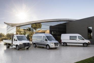 Mercedes-Benz Sprinter – O nouă etapă în materie de conectivitate şi varietate