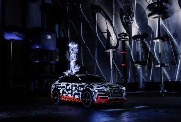 Audi confirmă că modelul e-tron va avea o autonomie de peste 400 km