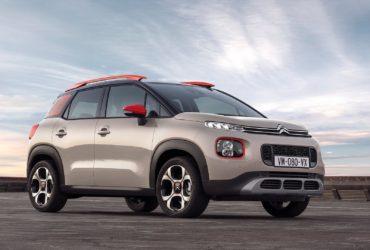 Noul Citroën C3 Aircross – Posibilităţi nelimitate
