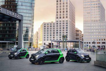 Smart va fi un brand complet electric în Europa începând din 2020