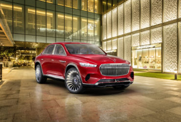 Conceptul Vision Mercedes-Maybach Ultimate Luxury a fost dezvăluit oficial