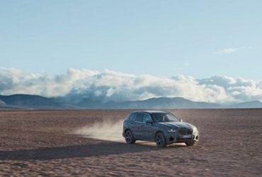 Noul BMW X5 este testat de la Cercul Polar până în Africa de Sud