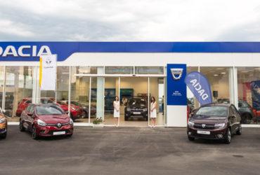 Dacia susţine şcolarizarea în regim profesional dual a 60 de elevi