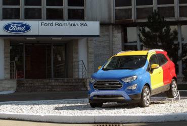 Ford confirmă că va produce un al doilea vehicul la Craiova