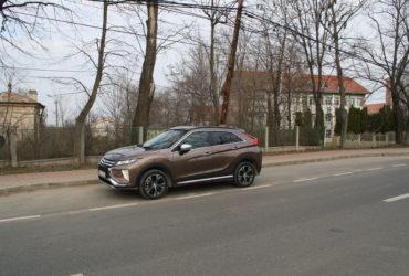 Noul Mitsubishi Eclipse Cross – Apariţie cu pretenţii