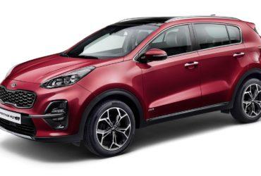 Kia dezvăluie modelul îmbunătățit Sportage cu propulsie mild-hybrid diesel