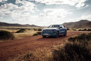 Teste în condiții extreme pentru viitorul vehicul electric Mercedes-Benz EQC