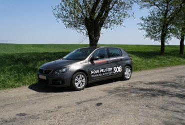 Noul Peugeot 308 – Inconfundabila plăcere
