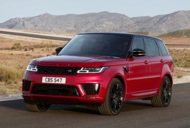 Noul Range Rover Sport – Inspiră modernitate din orice unghi