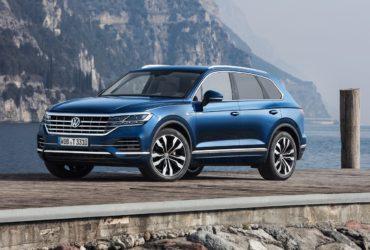 Noul Volkswagen Touareg – Atac frontal la modelele premium