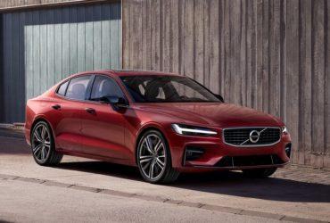 Volvo prezintă noul sedan sport de clasă medie S60