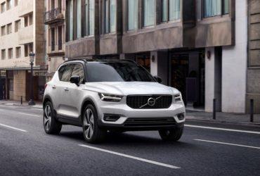 XC40 va fi primul model 100% electric al mărcii Volvo