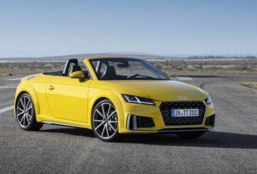 Audi oferă detalii despre îmbunătățirile aduse gamei TT