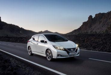 Nissan Leaf a devenit cel mai bine vândut vehicul electric din Europa în 2018