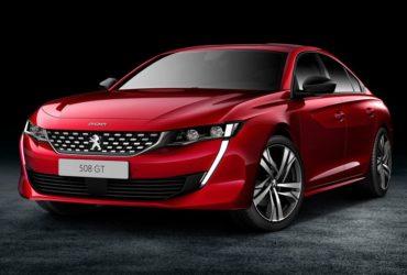 Peugeot 508 GT va primi un sistem hibrid plug-in în 2019