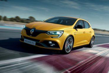 Renault a dezvăluit noul automobil Mégane RS Trophy