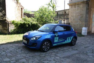 Noul Suzuki Swift – Maşină de podium