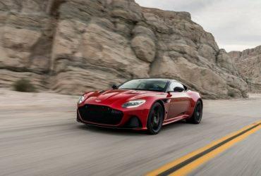 Aston Martin va include încă două variante în linia DBS Superleggera