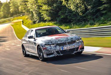 BMW oferă detalii despre noua generație Seria 3 Sedan