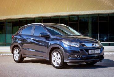 Honda prezintă versiunea actualizată a modelului HR-V
