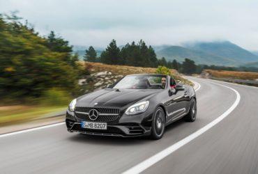 Mercedes-AMG ar putea oferi un rival pentru Porsche Cayman