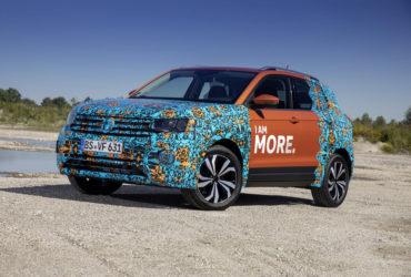 SUV-ul compact Volkswagen T-Cross promite să fie extrem de practic
