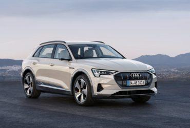 Audi prezintă noul crossover cu propulsie electrică e-tron