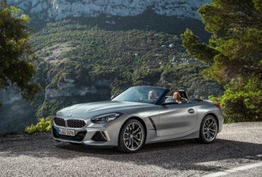 BMW va expune noul roadster Z4 la Salonul Auto de la Paris