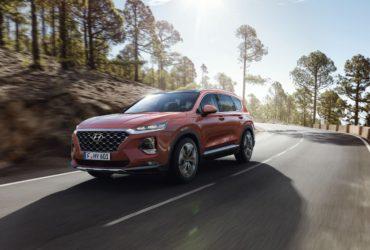 Noul Hyundai Santa Fe – Performanţă şi eficienţă