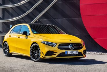 Mercedes-AMG prezintă noul model A35 4Matic