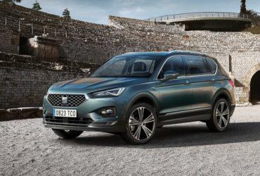 Seat a dezvăluit oficial noul SUV de clasă mare Tarraco