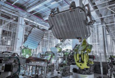 Audi utilizează aluminiu sustenabil pentru carcasa bateriei modelului e-tron