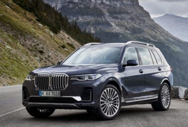Noul BMW X7 își face apariția în industria auto