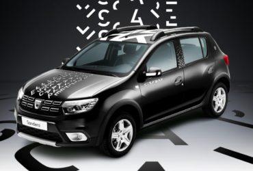 Dacia va oferi o ediție specială Sandero Stepway Escape