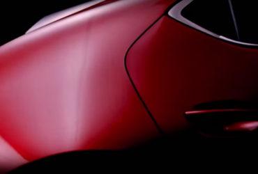 Mazda va prezenta un nou automobil luna viitoare