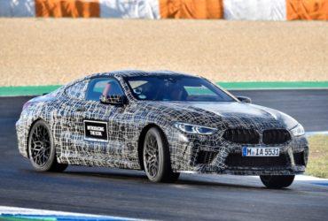 BMW oferă noi informații despre viitorul model M8