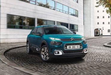 Noul Citroën C4 Cactus va primi o tehnologie de propulsie electrică