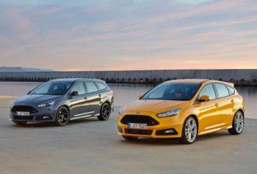 Noul Ford Focus ST va debuta la începutul anului 2019