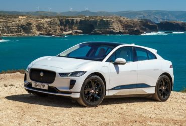 Jaguar a vândut peste 1.000 de unități ale SUV-ului electric I-Pace în octombrie