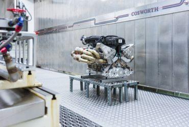 Aston Martin prezintă motorul V12 de 6,5 litri utilizat de Valkyrie