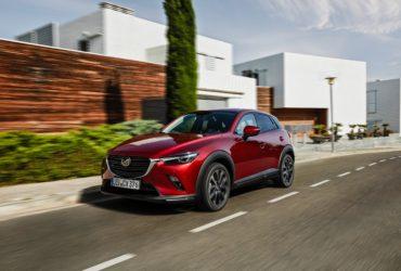 Mazda CX-3 facelift – Trezeşte şoferul din tine